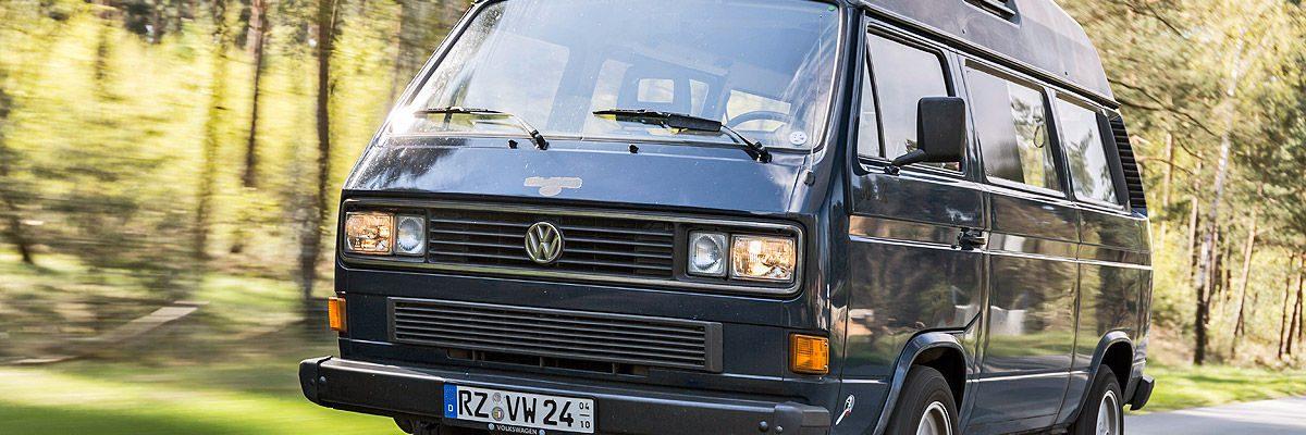 VW T3 Dehler 2+2 | © Christian Bittman