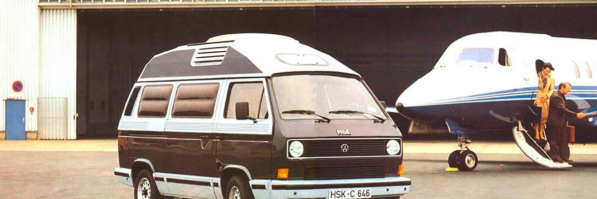 VW T3 Dehler Profi 1982
