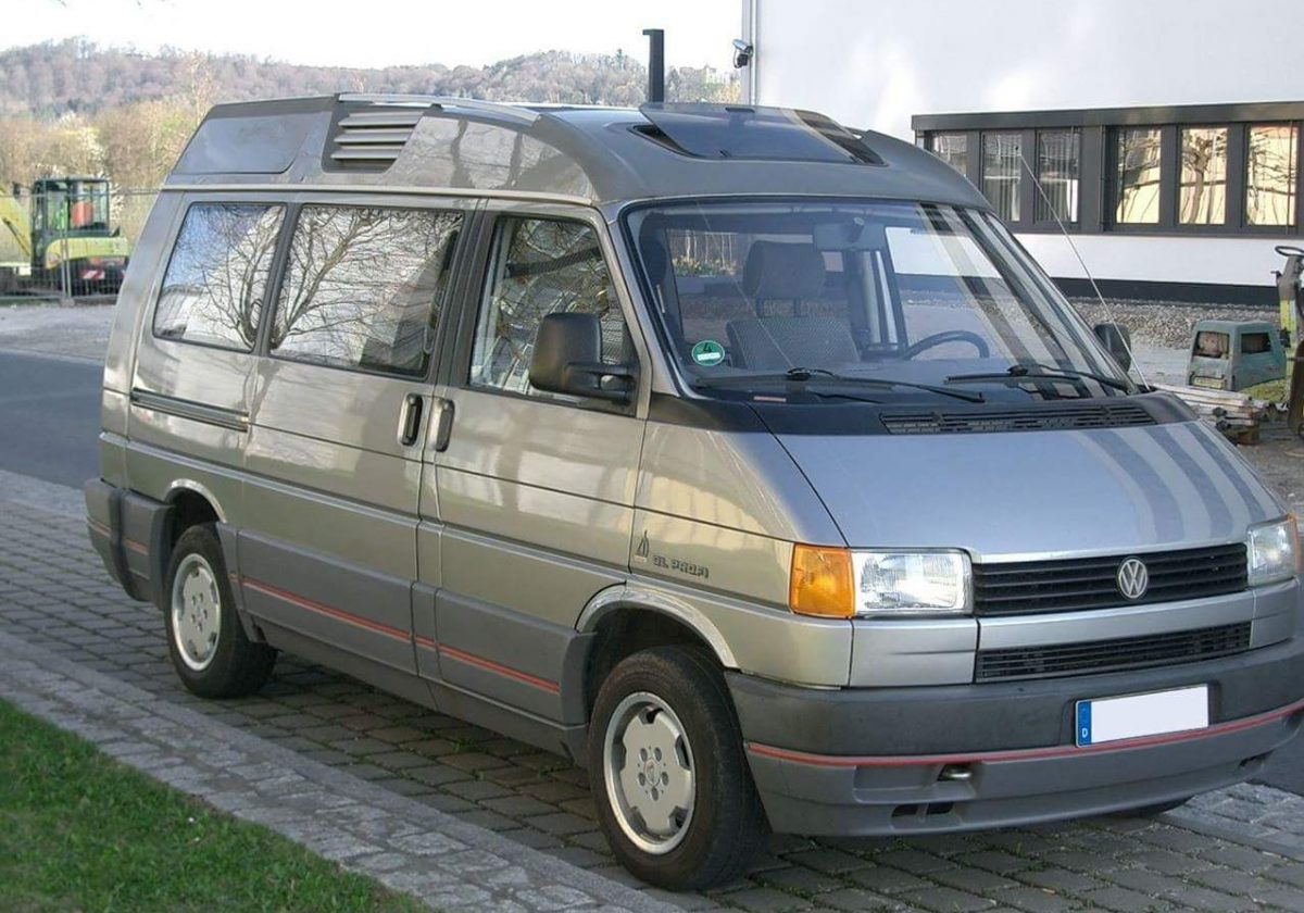 VW T4 Dehler Profi